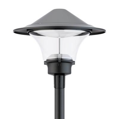 Luminaria Punta de Poste LED • Paseo A